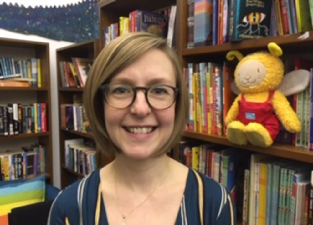 Kirsty SINCLAIR - Head of Early Years - Scottish Book Trust